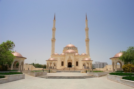 Muscat - Oman, Sultan Taymoor Grand Mosque