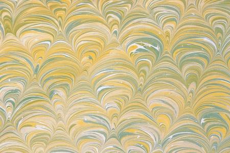 marbled: Carta marmorizzata opera sfondo  Archivio Fotografico