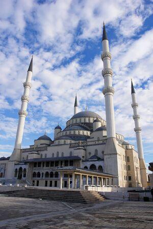 Kocatepe Mosque  - Ankara, Turkey