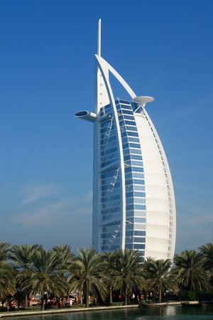 Dubai, United Arab Emirates - Burj Al Arab Editorial