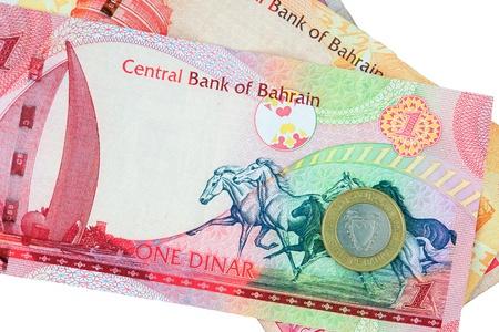bahrain money: Bahrain currency Stock Photo
