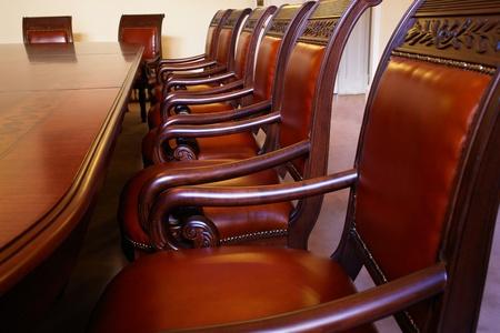 debating: Meeting table