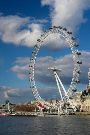 aquarium visit: London eye - United Kingdom