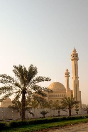 Bahrain - Al-fatah grand mosque photo