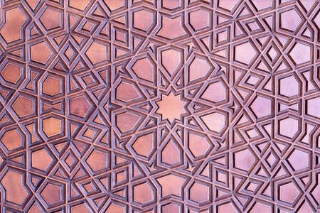 osmanisch: Islamische T�r Muster detail