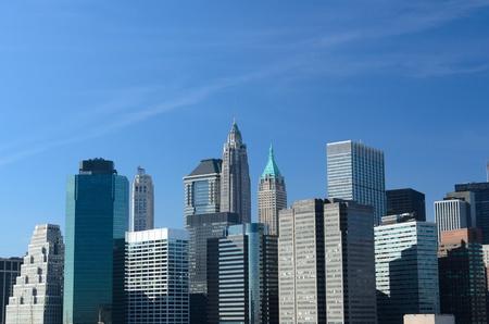 New York City, Lower Manhattan - United States photo