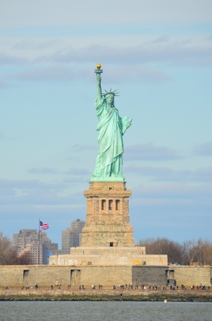 Statue of Liberty, New York City United States photo