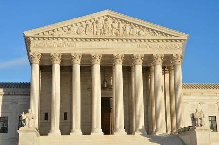 United States Supreme Court in Washington, DC  photo