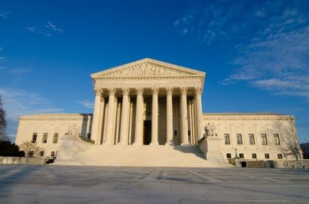 United States Supreme Court in Washington, DC  photo