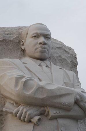 luther: Martin Luther King Monument in Washington DC, USA