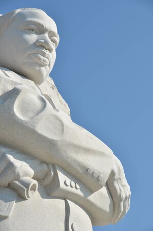 luther: Martin Luther King Memorial in Washington DC, United States