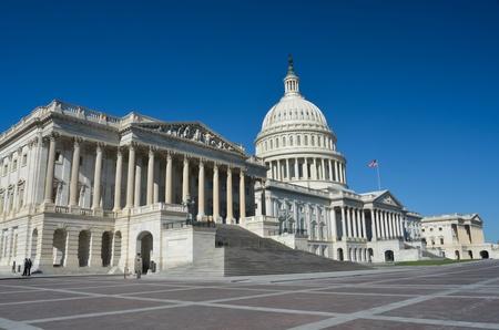 Washington DC, United States Capitol Building