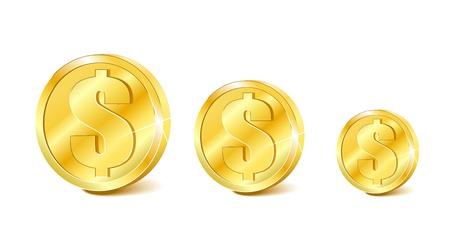 Financial success concept Stock Vector - 12423120