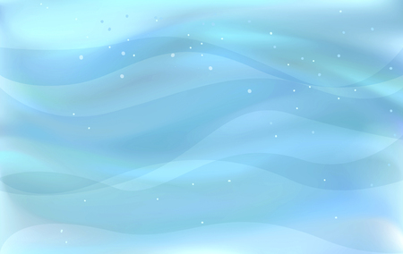 spume: Beautiful blue abstract background of stylized waves