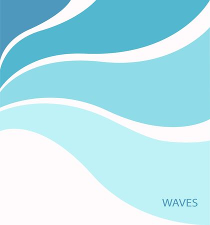 Water Wave  abstract design. Imagens - 150219442