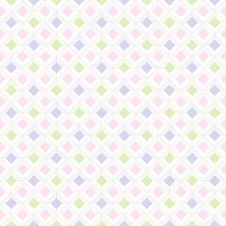 Modelo inconsútil del bebé, niños pastel texturas geométricas ornamento retro, vector resumen de antecedentes, la geometría de repetición fondo de pantalla