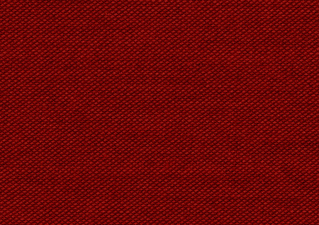 Red textile background, abstract texture, colorful backdrop