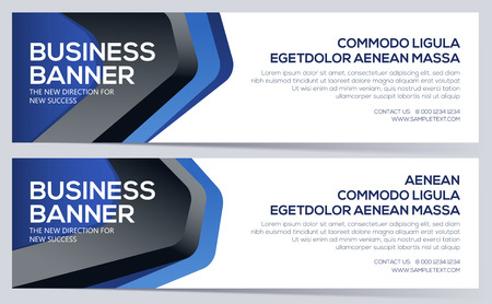 website header: Business banner template. vector business banners. can use for website header. Layout elegance design.