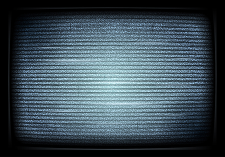 televisor: No signal TV illustration. interference. Noise tv screen interfering signal. retro televisor. Television noise. Vector illustration