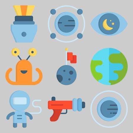 icons set about Universe . [keywordRandom:3]