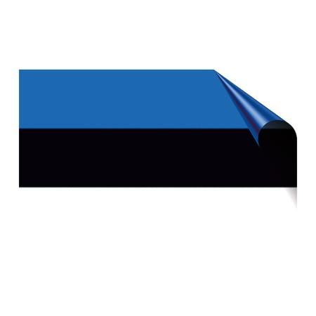 flag of estonia, estonia, estonia flag and kingdom icon 向量圖像