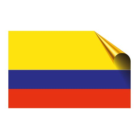 colombia flag, colombian, colombia and flag of colombia icon