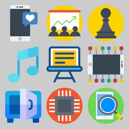 icons set about Digital Marketing . [keywordRandom:3]
