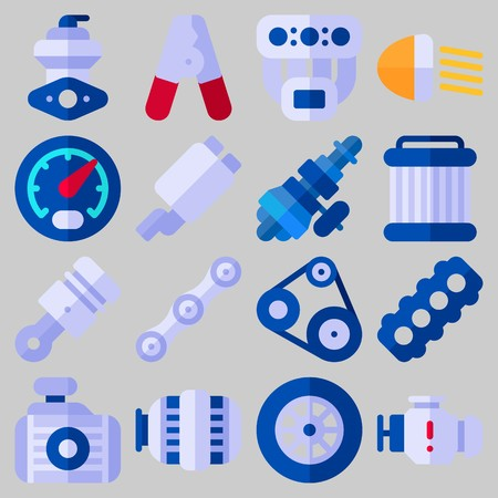 icons set about Car Engine . [keywordRandom:3]