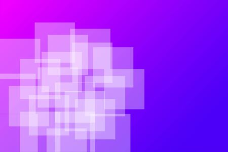 abstract colorful gradient violet blue  geometric squares pattern background