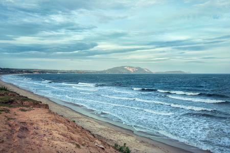 Vietnam, sea view, Phan Thiet, Muine
