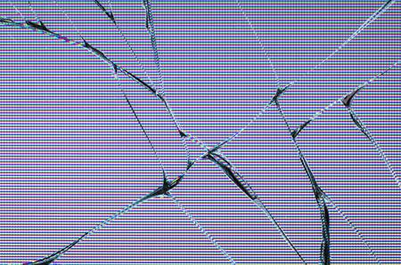 Broken LDC screen  photo