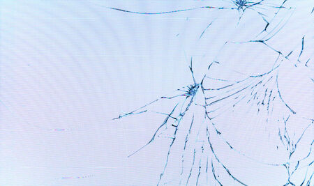 Broken LDC screen  photo