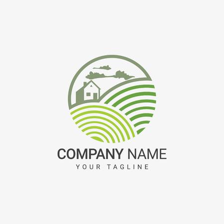 Farm Template, art design