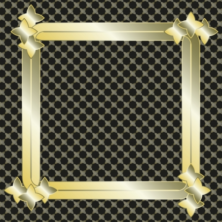 asterisks: shiny frame with asterisks