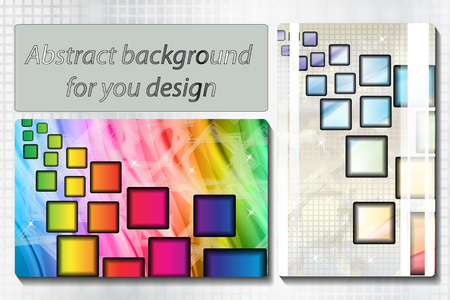 color templates cards Vettoriali