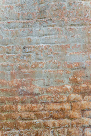 old brick wall close up