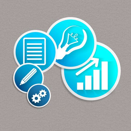 chronologie: Business background