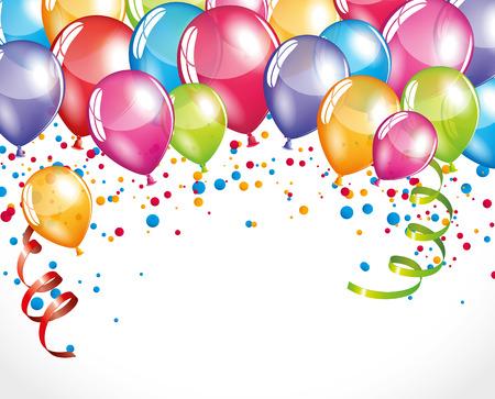 Balloon: Balloons nền