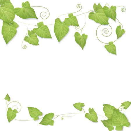 Nature background Ilustração