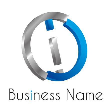business letter: Letter logo i