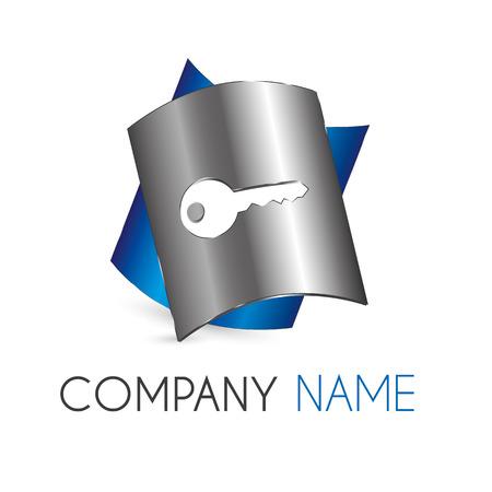 security logo: Security logo Illustration