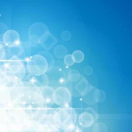 blue background: Blue background Illustration