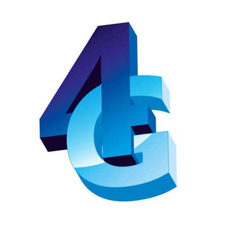 wap: 4g logo