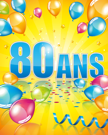 80 years: 80 years