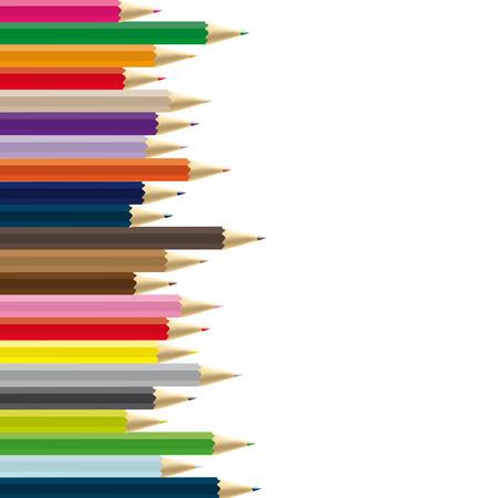 lapiz y papel: Lápices fondo