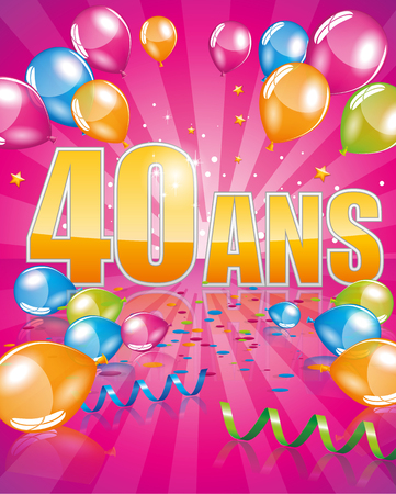 40: 40 years