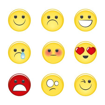 feeling good: Cute emoticons