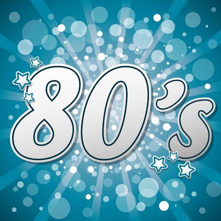 funk: Blue 80s