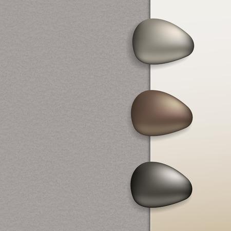 pebble: Zen texture