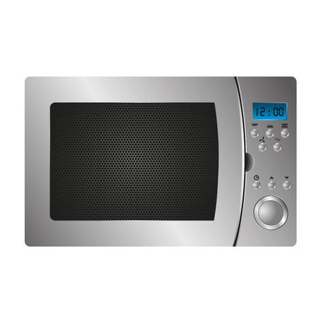 defrost: Microwaves Illustration